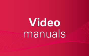 manuals as video